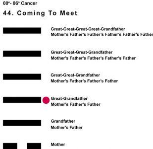 Ancestors-04CN 00-06 Hx-44 Coming To Meet-L3