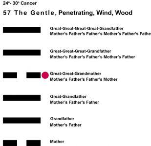 Ancestors-04CN 24-30 Hx-57 The Gentle-L4