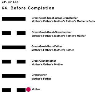 Ancestors-05LE 24-30 Hx-64 Before Completion-L1