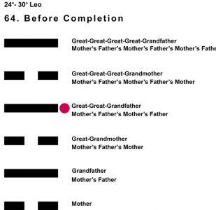 Ancestors-05LE 24-30 Hx-64 Before Completion-L4