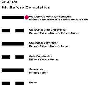 Ancestors-05LE 24-30 Hx-64 Before Completion-L6