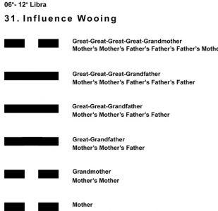 Ancestors-07LI 06-12 Hx-31 Influence Wooing