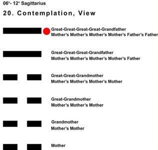 Ancestors-09SA 06-12 Hx-20 Contemplation, View-L6